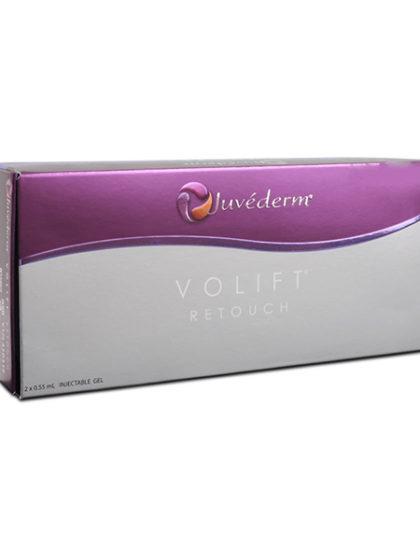 Juvederm Volift Retouch (2×0.55ml)