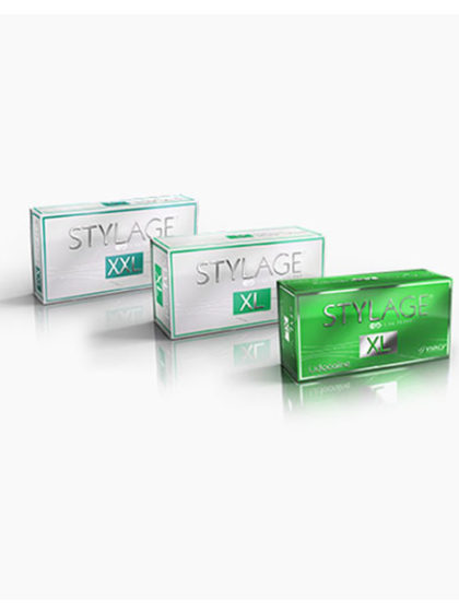 Stylage XL with Lidocaine